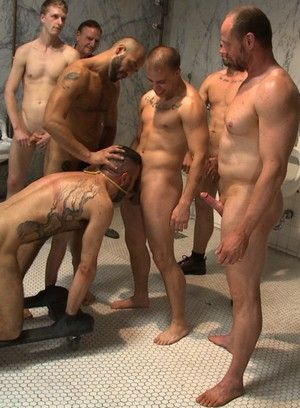 bdsm big red eli hunter leo forte marcus isaacs pissing pornstar public sex