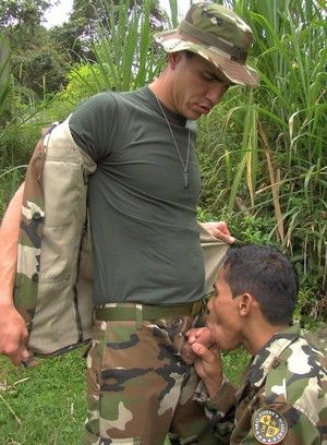 Secrets of gay sex in armies revealed!