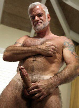 big dick daddies hairy jake marshall mature pornstar solo