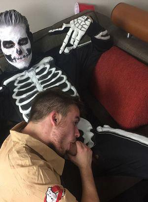Zack Grayson fucks Luke Hudson