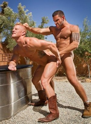 anal sex big dick bodybuilder letterio amadeo outdoor pornstar rimming tattoo