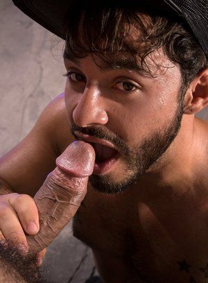 Rafael Lords gets fucked hard by Ryan Cruz