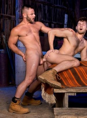 Nick Sterling and Jacob Peterson fuck each other