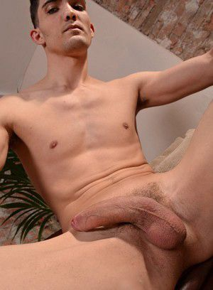 Solo, Jerking Off, Luke Tyler