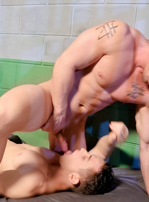 James Huntsman and Dante Martin fuck each other