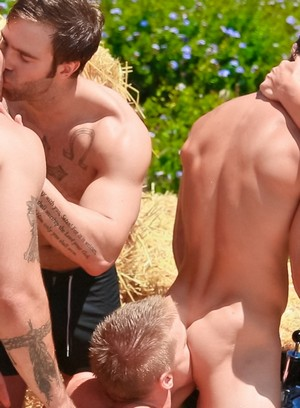 gay lads giving a hot DP