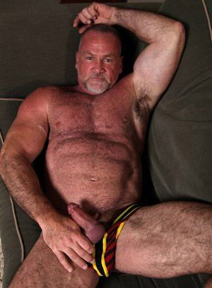 bear daddies mature mickey collins pornstar solo