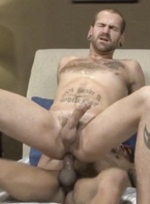 bareback big dick black men blowjob interracial