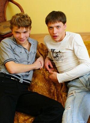 Beautiful virgin Russian boys get sinful for you