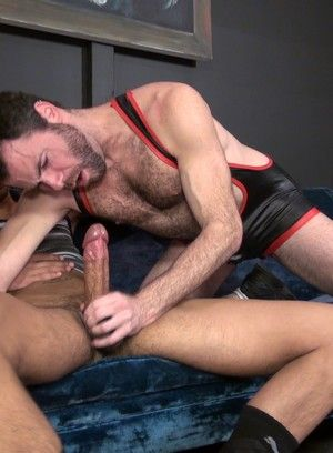 Dusty Williams fucks JD Ryder