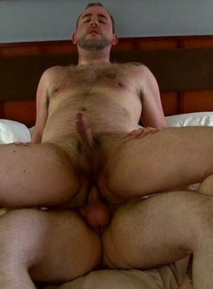 Beefy Latinos Having Anal