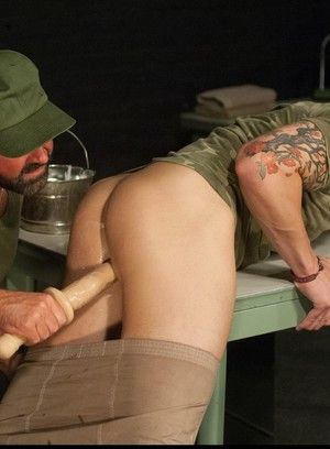 anal sex daddies james ryder josh west military pornstar toys uniform