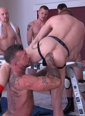 Ray Dalton, Mason Garet, Blue Bailey, Lex Antoine, Pissing, Fetish
