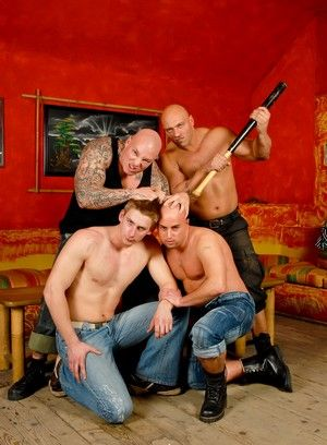 anal sex bareback forced group sex hardcore leslie blue pornstar randy jones skinhead