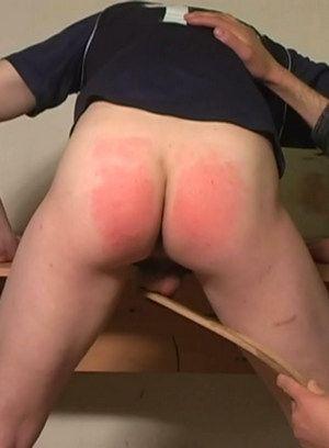 Here is spanking machine
