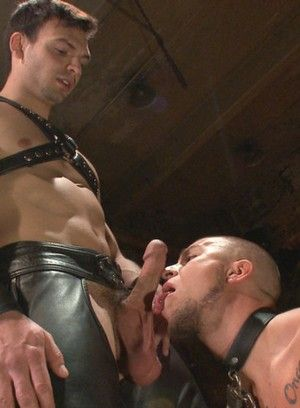 Jason Maddox torments and fucks Eli Hunter