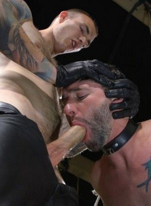 Christian Wilde torments and fucks Jackson Fillmore