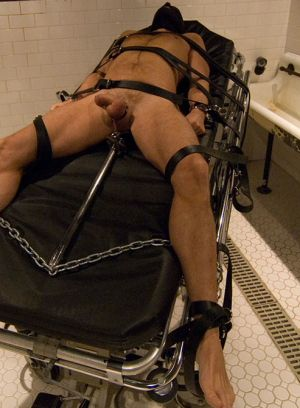 Sir Pan, Prison sex, Bondage, Fetish