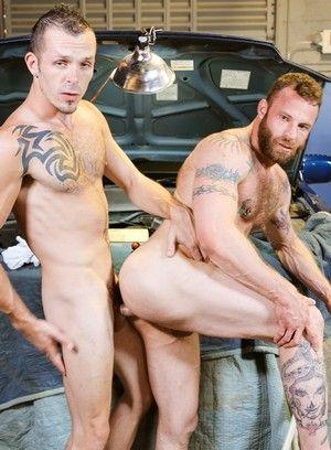 Derek Parker, Jimmy Slater, Anal Sex, Blowjob, Hardcore