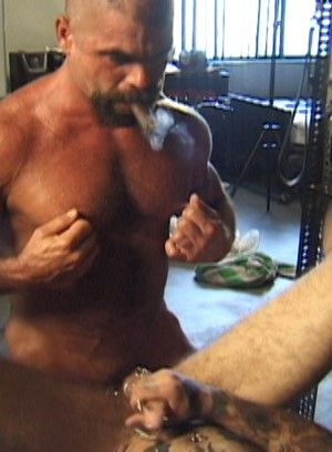 Bud Takes Piss and Cock