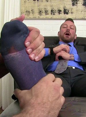 foot fetish hugh hunter pornstar