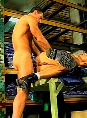 Austin Rogers and Glenn Santoro suck and fuck