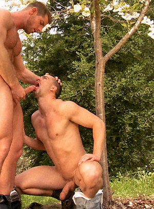 Marco Blaze and Dean Flynn fuck each other
