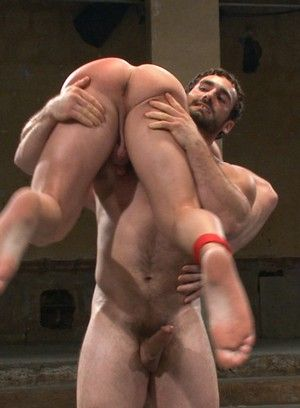 Six studs fuck each other