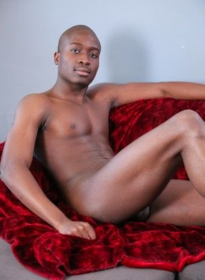 athletes big dick black men kareem williams pornstar smooth solo