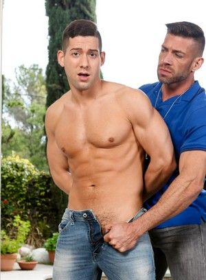 Kyle Kash and Bruce Beckham