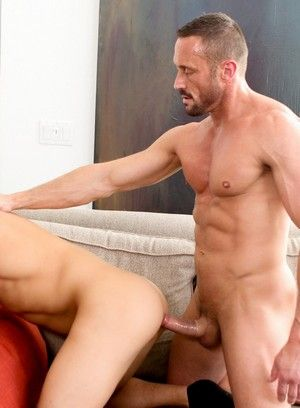 Ian Levine, Myles Landon, Anal Sex, College, Daddy, Older on Younger, Twink