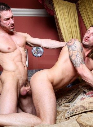 Tomas Brand and Logan Rogue fuck each other