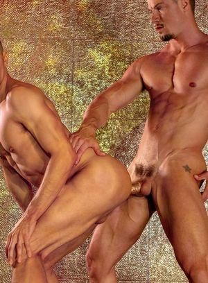 Hunks gay two scene two img