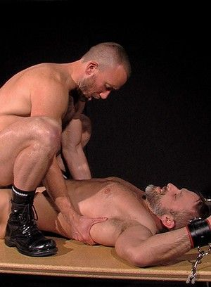 Nick Prescott Takes A Deep Fuck From  Dirk Caber