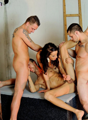 anal sex bisex group sex oral
