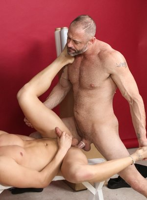 anal sex big dick blowjob daddies older on younger pornstar rimming zander cole
