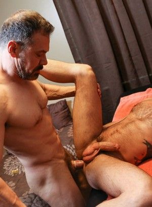 Marcus Isaacs, Max Sargent, Anal Sex, Big Dick, Hardcore, Mature, Muscular
