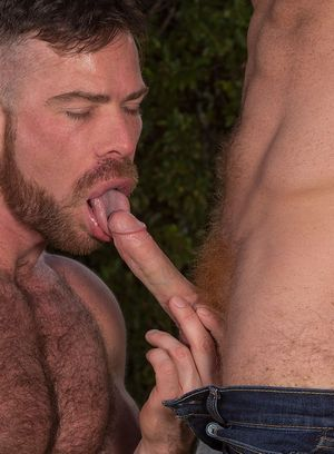 Jack Vidra and Liam Knox suck and fuck each other