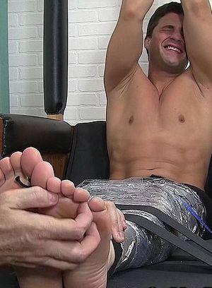 Aldo tickled