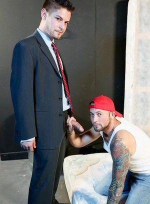 Marxel Rios fucks Austin Chandler