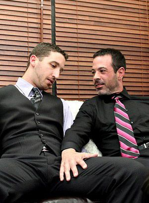 mike manchester office pornstar tony hunter