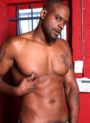 Diesel Washington, Beefy, Big Dick, Black, Masturbation