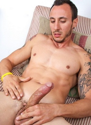 Tony Dinero, Big Dick, Brunette, Masturbation, Solo