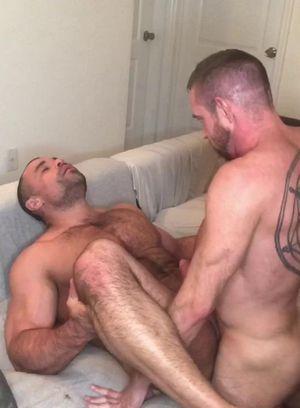 Jaxx Thanatos and Liam Greer fuck each other