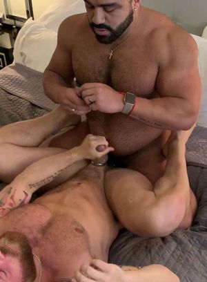 Riley Mitchel and Zack Slater fuck each other
