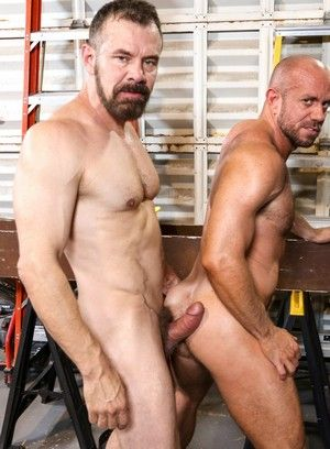 Matt Stevens and Max Sargent fuck each other