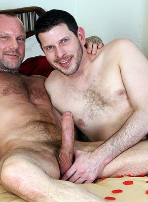Chad Brock, Clay Towers, Anal, Oral