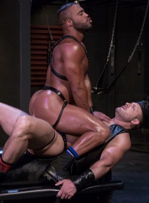 Micah Brandt gets fucked hard by Austin Wolf