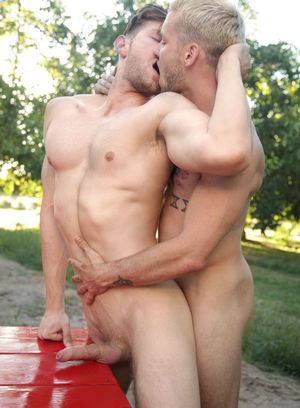 Colton Grey and Jacob Peterson fuck each other