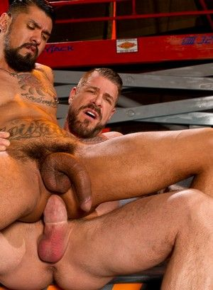 Boomer Banks, Rocco Steele, Anal, Big Dick, Boots, butt play, rimming, sixty nine